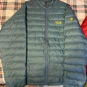 Mountain Hardware goose down  jacket